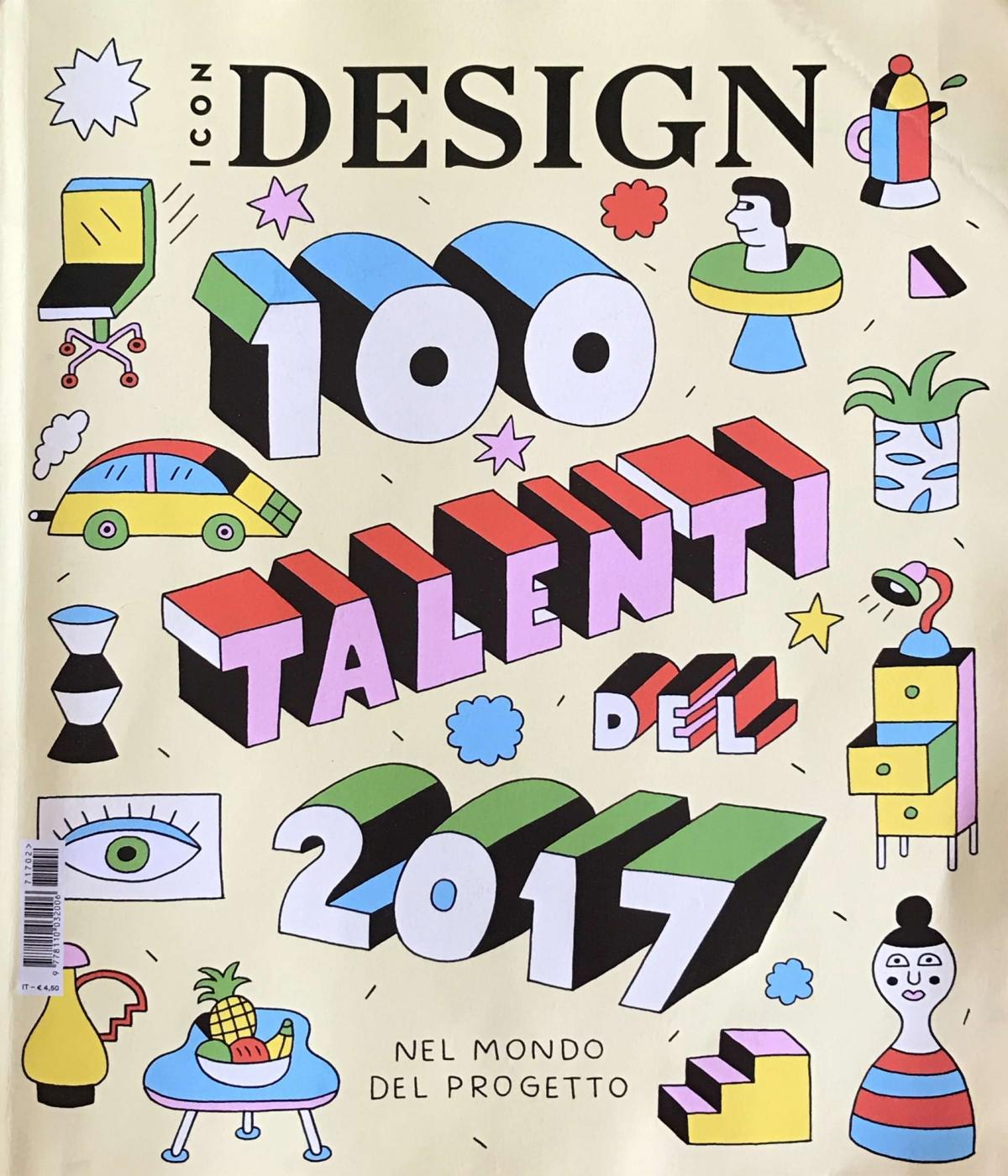 Icon Design Italia Marzo