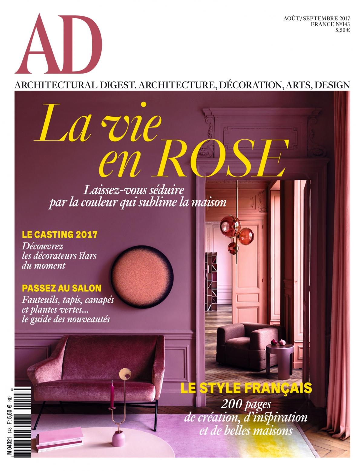 AD France Août / Septembre