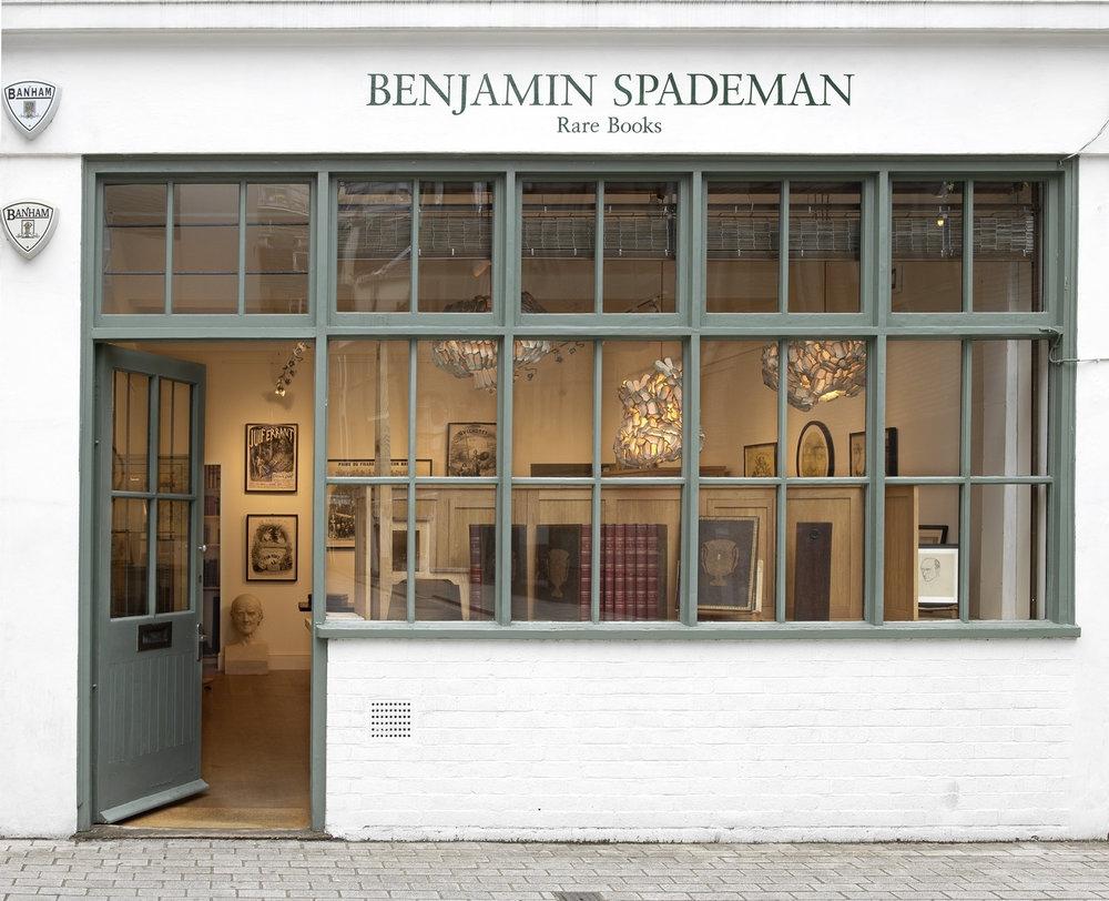 Benjamin Spademan – Rare Books