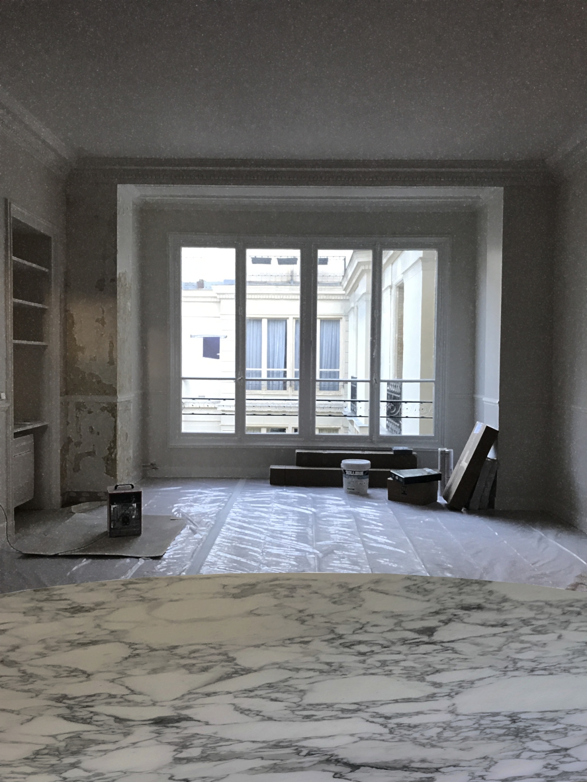 Appartement . Paris XVI . 130 m²
